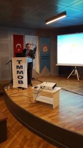 Dr. Erol ÖZKAN'ın Açılış Konuşması
