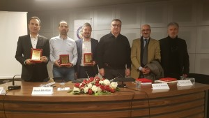 Katılımcılar ve Belediye Başkanımız