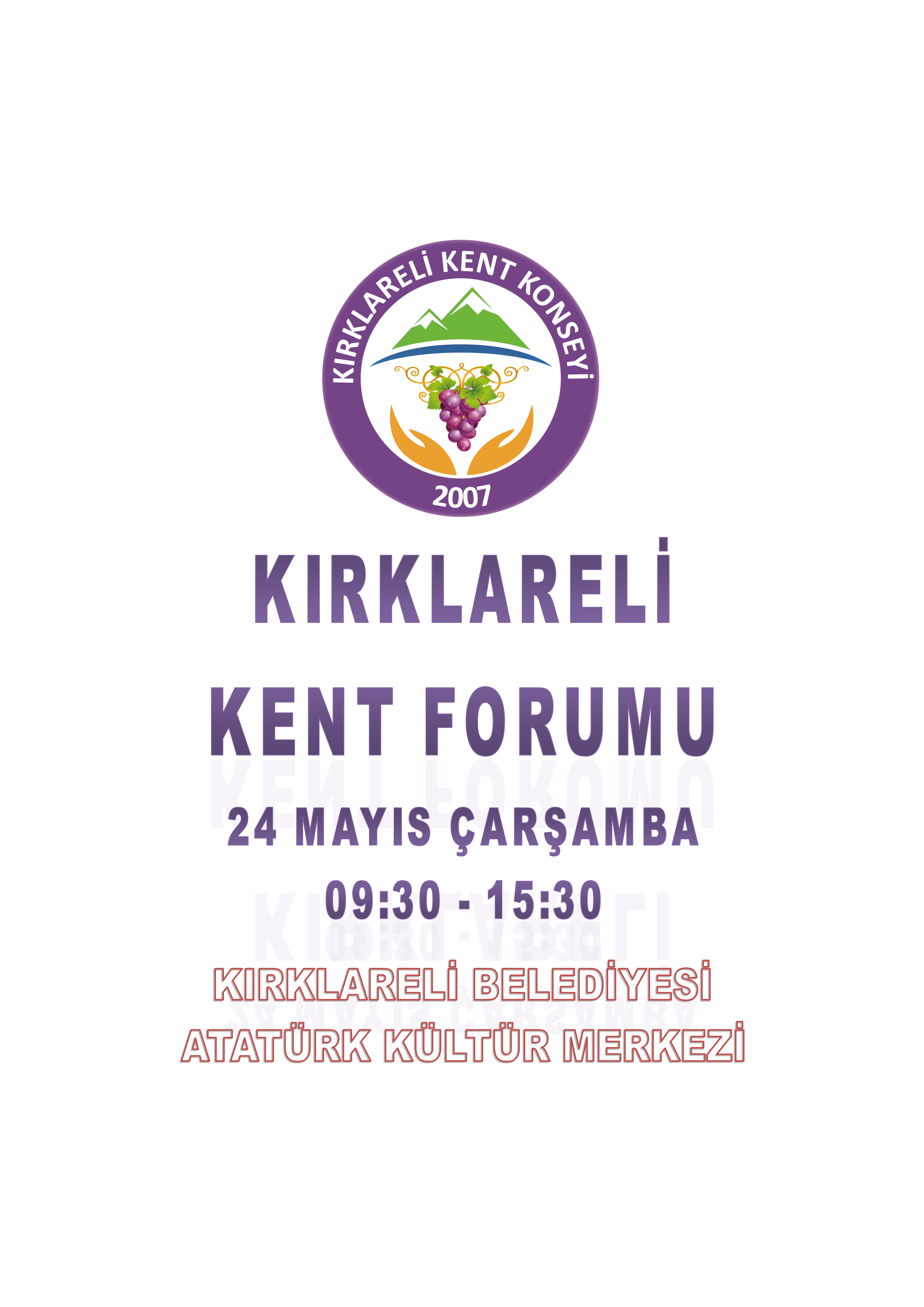 KENT FORUMU PROGRAM PNG