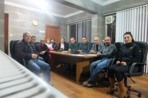 09.11.2017 Yürütme Kurulu Toplantısı