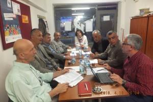 TKKB Yürütme Kurul Toplantısı 1
