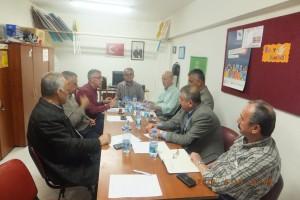 TKKB Yürütme Kurul Toplantısı 2