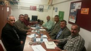 TKKB Yürütme Kurul Toplantısı 3