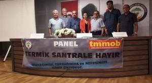 14 Temmuz 2018 Termik Santral Panel (2)