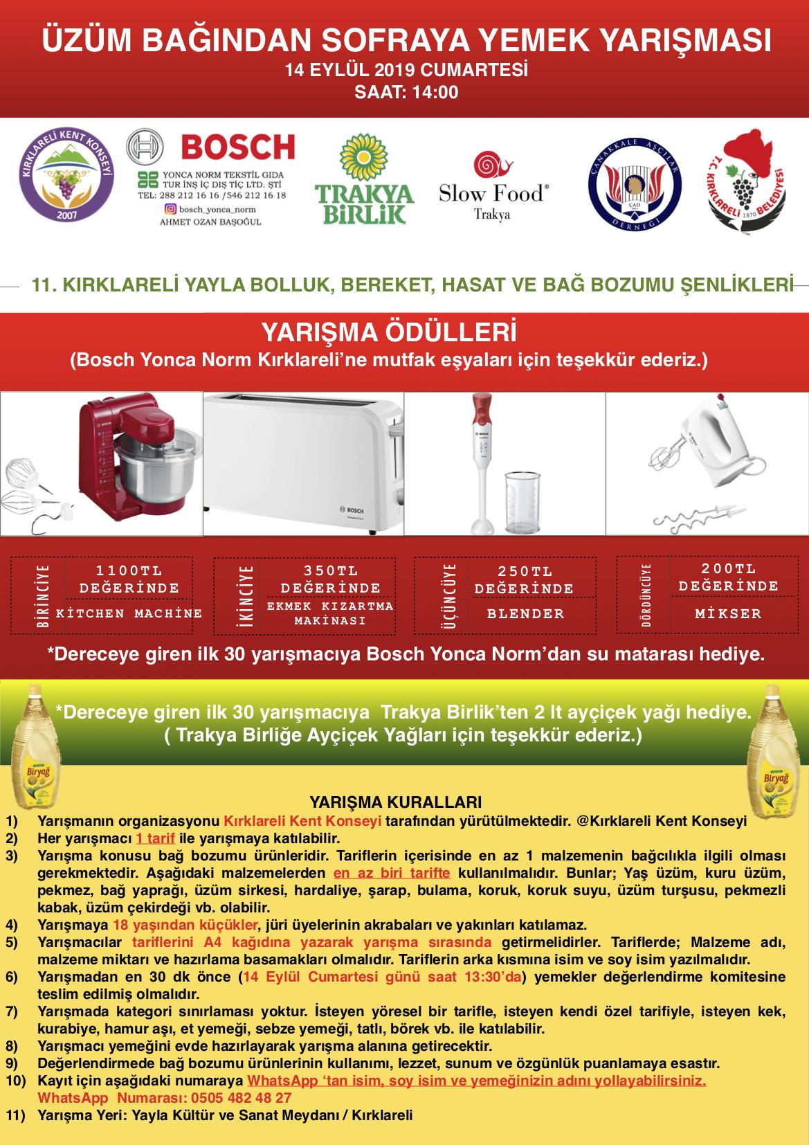 YEMEK YARIŞMASI pdf